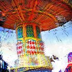 Easter Show Rides by JoshuaStanley