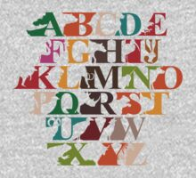 Alphabet zoo Kids Clothes