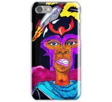 Ms. Magneto iPhone Case/Skin