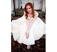 Alice's Dress Photographic Print