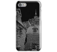Mont Saint Michel #4 iPhone Case/Skin