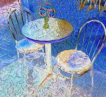 """The LunchBox Cafe'...""""Tayble 4 Too""""  by wiscbackroadz"""