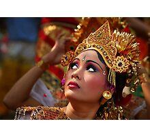 Balinese Dancer Photographic Print