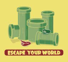 Escape your world Kids Clothes