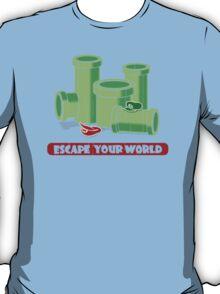 Escape your world T-Shirt