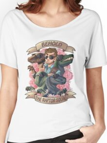 Raptor squad Women's Relaxed Fit T-Shirt