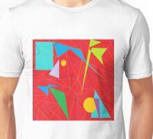Euclid's Spider Webs Unisex T-Shirt