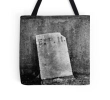 Creepy..  Tote Bag