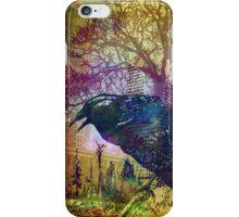 """""""Black Bird"""" iPhone Case/Skin"""