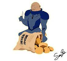 Sontar-ha! Punishment by SamSteinDesigns