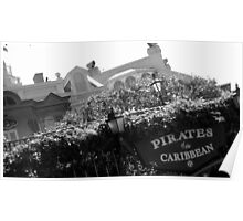 O'Leans Pirates Poster