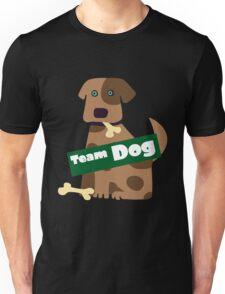 Splatfest Team Dog v.2 Unisex T-Shirt