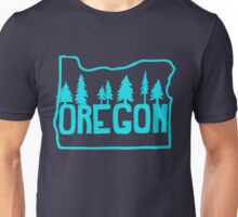 Oregon Evergreens Unisex T-Shirt