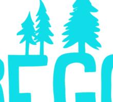 Oregon Evergreens Sticker