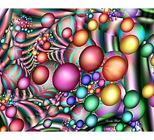 Jelly Beans & Easter Eggs Photographic Print