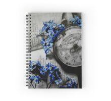Timeless Beauty Spiral Notebook