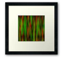 ( SANNA 1) ERIC  WHITEMAN  Framed Print