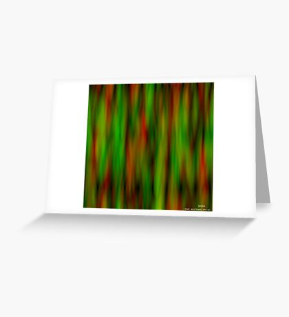 ( SANNA 1) ERIC  WHITEMAN  Greeting Card
