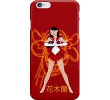 Mulan Sailor Scout iPhone Case/Skin