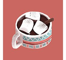 Hot Chocolate Photographic Print