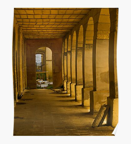 Fort Chambray Gozo  Poster
