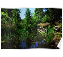 By Dunwich Pond Poster