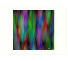 ( SANNA )  ERIC  WHITEMAN ART Art Print