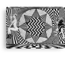 psychedelic sativa sweeties  Canvas Print