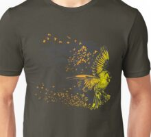 Attack of the Goldfinch Unisex T-Shirt