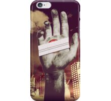 """Holding onto Anger"" iPhone Case/Skin"