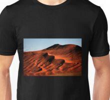 Detailed Dunes, Namibia  Unisex T-Shirt