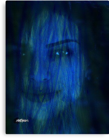 Blue Veil by Seth  Weaver