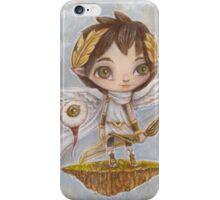 Kid Icarus Fan Art iPhone Case/Skin