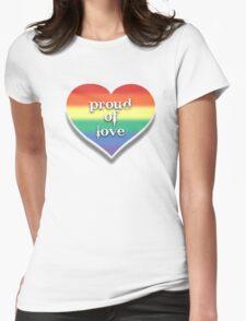 proud of love T-Shirt