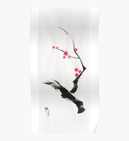 春 Spring Colors Poster