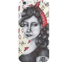 Rebellion in Retro iPhone Case/Skin