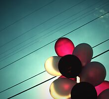 Balloons by Christy Tidwell