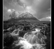 Buachaille Etive Mor. by Empato Photography