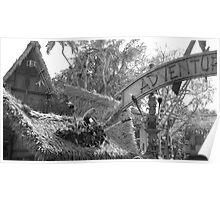 Adventure Tiki Poster