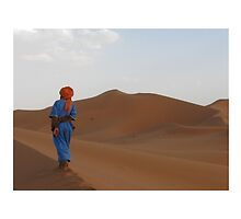 Berber Camel Guide by Christian Wilson