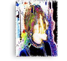Courtney Canvas Print