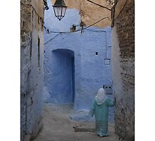 In the Medina by Christian Wilson