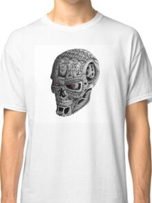Ornate Terminator Classic T-Shirt