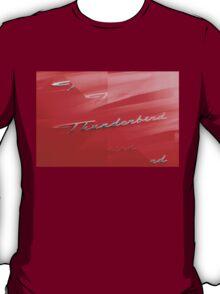 Ford Thunderbird Logo T-Shirt