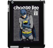 Choose Life iPad Case/Skin