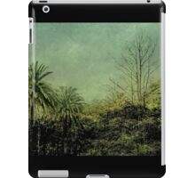 Nature Scene Grunge Vintage Style Photo iPad Case/Skin