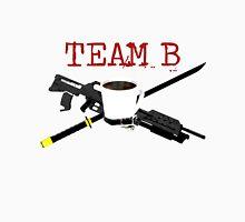 Team B, text Unisex T-Shirt