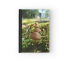 First come, first served Hardcover Journal
