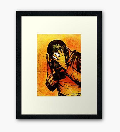 """Leroy Has A """"Moment"""" Framed Print"""