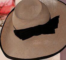 Vintage Picture Hat by Kathleen Struckle